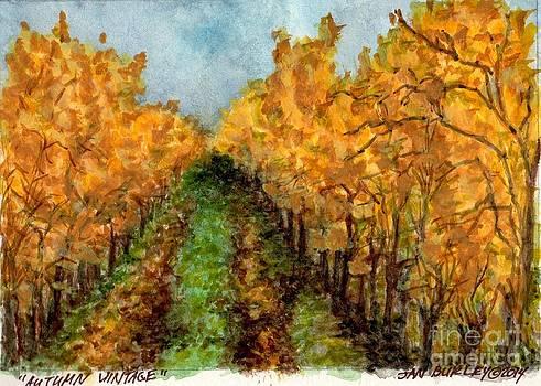 Autumn Vintage by Jan Burley Hunt
