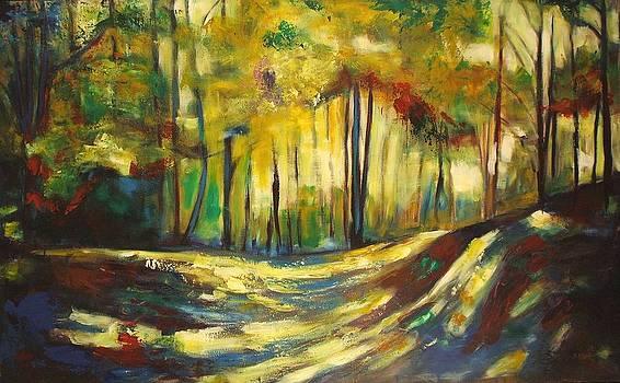 Autumn Waltz by Sheila Diemert