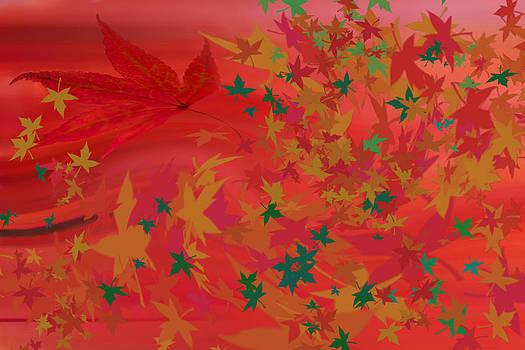 Grace Dillon - Autumnal Swirl