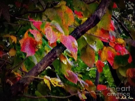 Autumn's Flowers by Genevieve Price