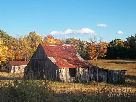 Autumn's Whisper by Sandra McClure