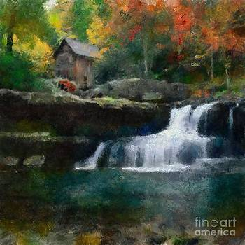 Scott B Bennett - Autunm Falls Around