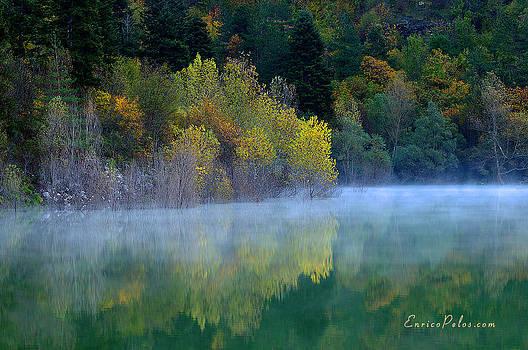 Enrico Pelos - AUTUNNO Alba sul lago - AUTUMN Lake dawn 9608