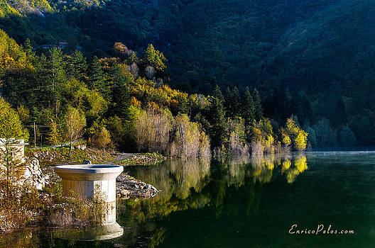 Enrico Pelos - AUTUNNO Alba sul lago - AUTUMN Lake dawn 9652