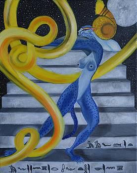 Mafdet/Mafdet by Rose Sambolin
