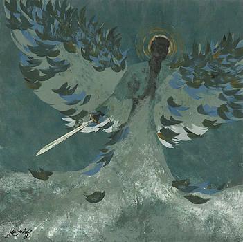 Avenging Angel by John Wyckoff