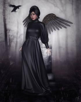 Avenging Angel by Rachel Dudley