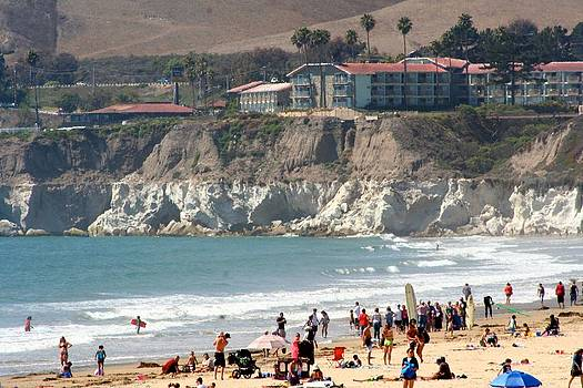 Pismo Beach CA by Jennifer Brande