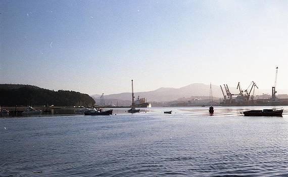 Juan  Bosco - Aviles port