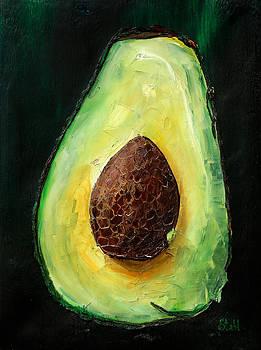 Avocado by Natalia Stahl