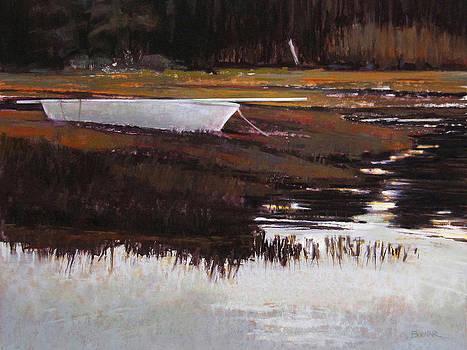 Awaiting Tide by Christine Bodnar