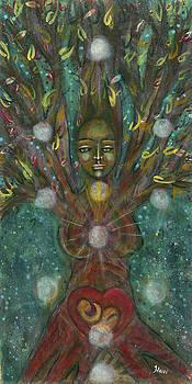 Awakened Tree of Life by Havi Mandell