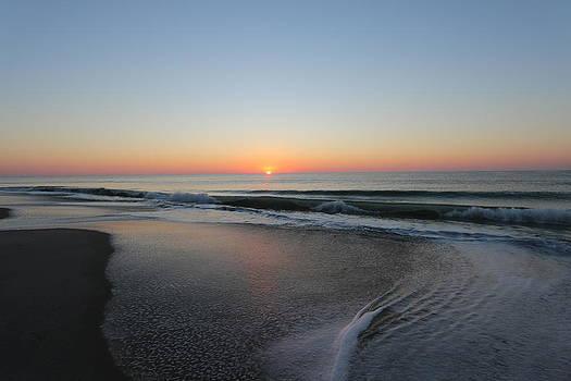 Awesome Sunrise  by Jeffrey Akerson