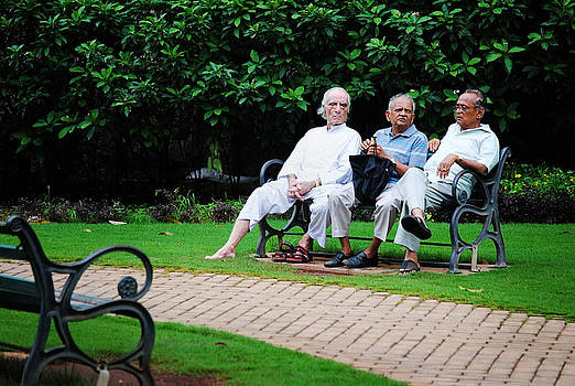 Awesome Threesome by Money Sharma