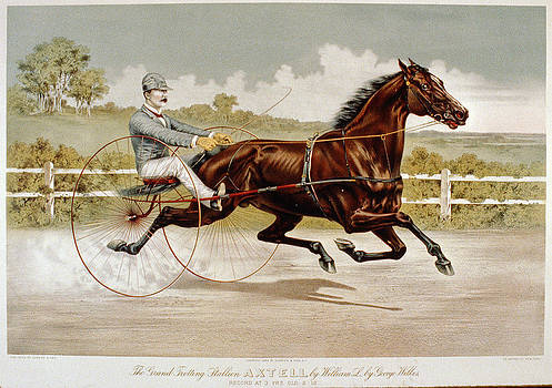 Axtell by Currier and Ives