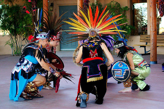 Azteca by Katelyn Bird