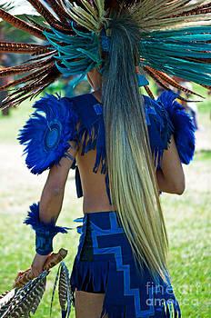 Gwyn Newcombe - Aztecan Ceremony 10