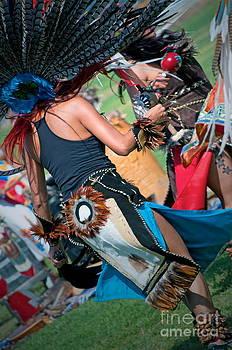 Gwyn Newcombe - Aztecan Ceremony 16