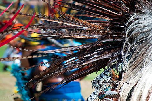 Gwyn Newcombe - Aztecan Ceremony 2