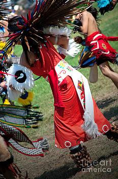 Gwyn Newcombe - Aztecan Ceremony 5