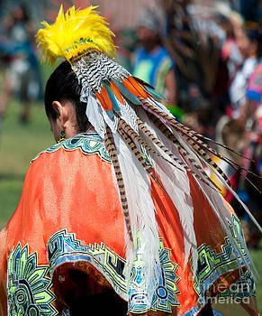Gwyn Newcombe - Aztecan Ceremony 6