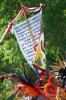 Gwyn Newcombe - Aztecan Ceremony 9