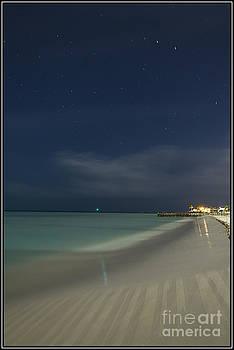Azul caribe by Agus Aldalur