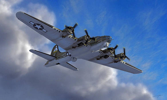 Dale Jackson - B-17 Flying Fortress