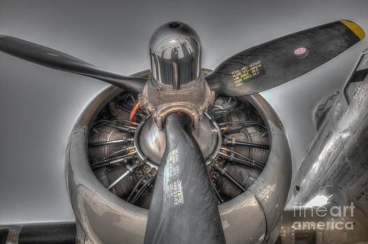 Dale Powell - B-17G Bomber Prop