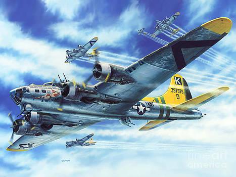 Stu Shepherd - B-17G Flying Fortress A Bit O Lace