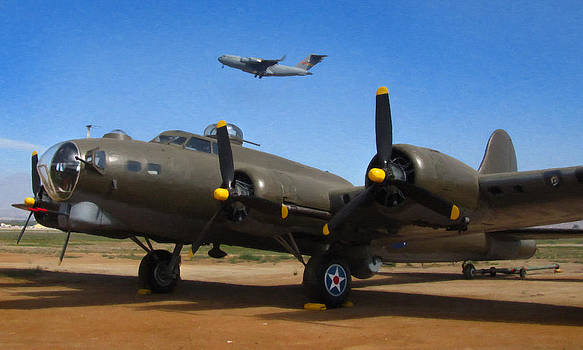 Dale Jackson - B-17G Flying Fortress