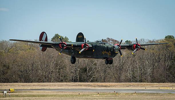 Alan Roberts - B-24 Liberator