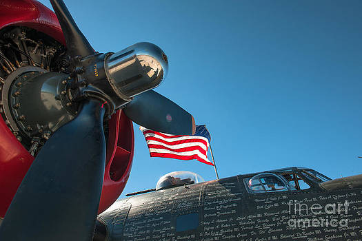 Dale Powell - B-24J Liberator Aircraft