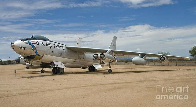 Tim Mulina - B-47 Stratojet