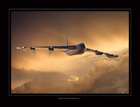 B-52d by Larry McManus