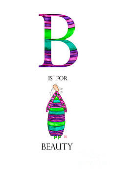 B is for Beauty by Emily Lupita Studio