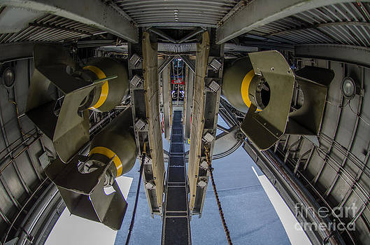 Dale Powell - B24 Bomb Rack