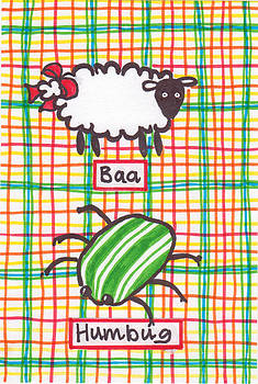 Baa Humbug by Julie  Hutchinson