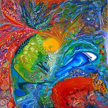 Baba Yaga by Marie-Chantal Kindou