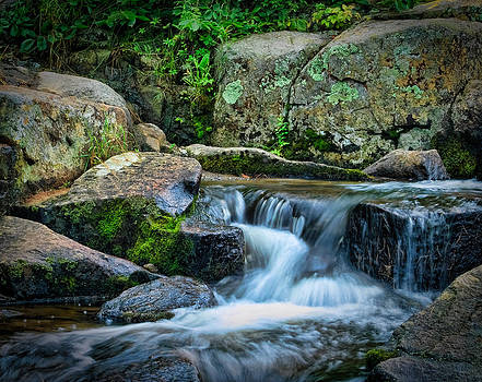 Babbling Brook by I Cale