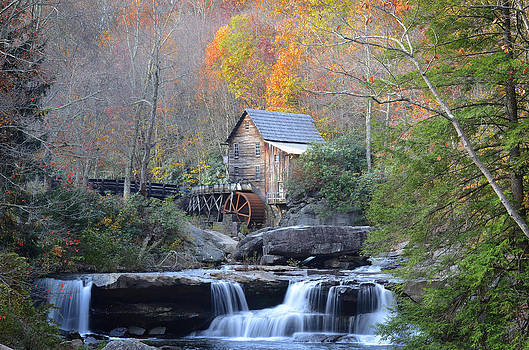 Babcock State Park Mill by Jamie Pattison