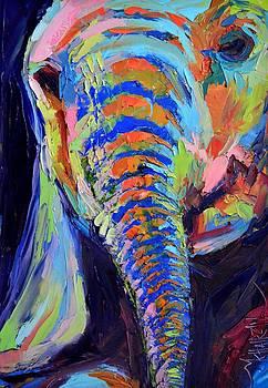 Babe - Baby Elephant by Khairzul MG