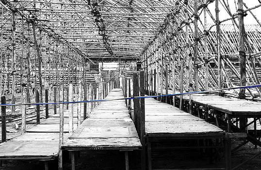 Sumit Mehndiratta - Babmoo structure 2 Blue wire