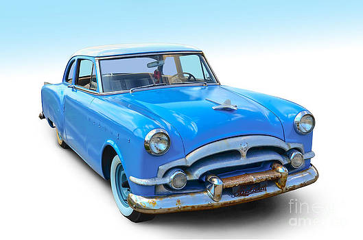 Baby Blue Classic by Anthony Sell