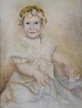 Irene Pomirchy - Baby girl