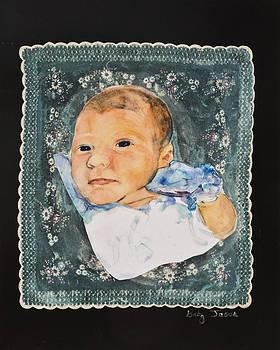 Baby Jason by Christine Ilewski