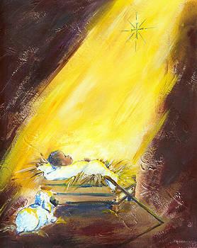 Baby Jesus by Katrina Nixon