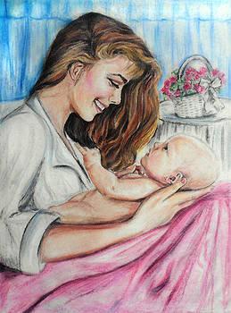 Baby Love by Melanie Alcantara Correia