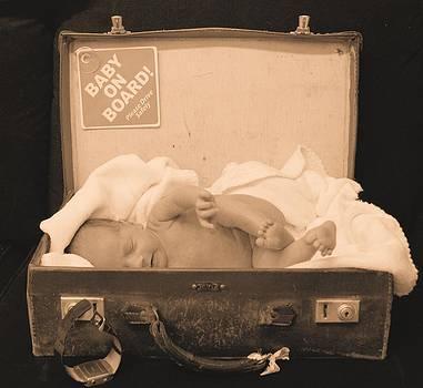 Baby on board 3 by Jaqueline Briel