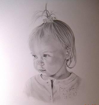 Baby Portrait by Lori Ippolito